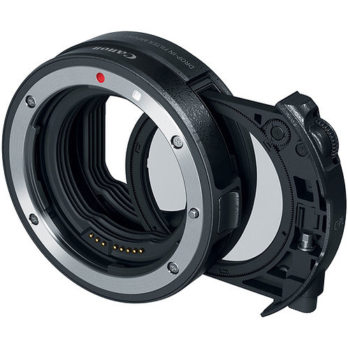 Canon Drop-In Filter Mount Adapter EF-EOS R (Circular Polarizer Filter)