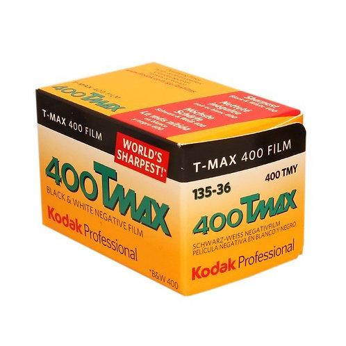 Kodak T-Max 400 (1 roll)