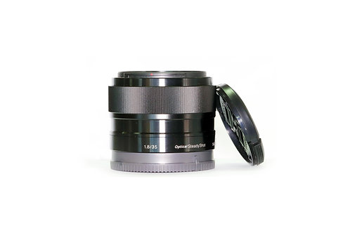 Sony E 35mm f/1.8 OSS Lens (Beaverton Store)