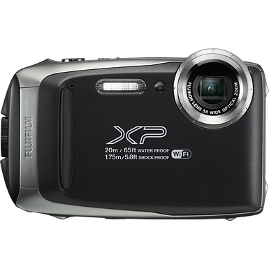 Fujifilm FinePix XP130 Waterproof (Silver)