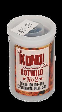 Kono! Rotwild 100-400 (1 roll)