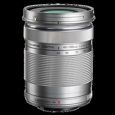 Olympus M.Zuiko Digital ED 40-150mm f/4.0-5.6 R (Silver)
