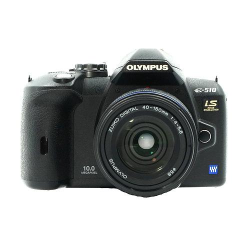 Olympus E510 w/ 40-150mm (PDX)