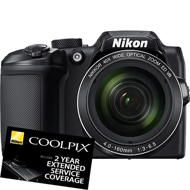 Nikon COOLPIX B500 (Black)