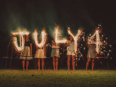 How to Shoot Gorgeous Sparkler Photos (Two Ways)