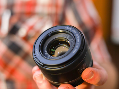 3 Things You Should Know Before Purchasing a Lens as a Gift