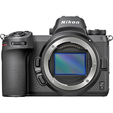 Nikon Z7 Mirrorless Digital Camera Body Kit