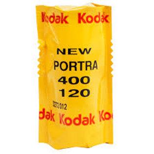 Kodak Portra 400 (120)