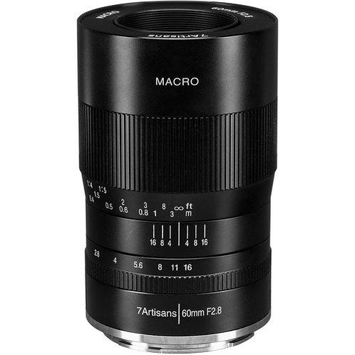 7artisans 60mm f/2.8 Macro Lens for Nikon Z