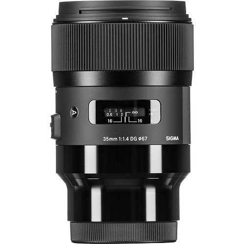 Sigma 35mm f/1.4 DG HSM Art Lens (Sony E)