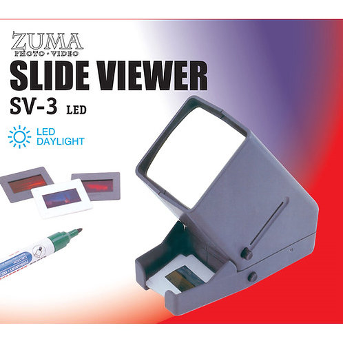 Zuma SV-3 LED Slide Viewer