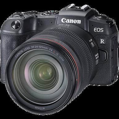 Canon EOS RP Full-Frame Mirrorless + RF 24-105mm f/4L IS USM Lens