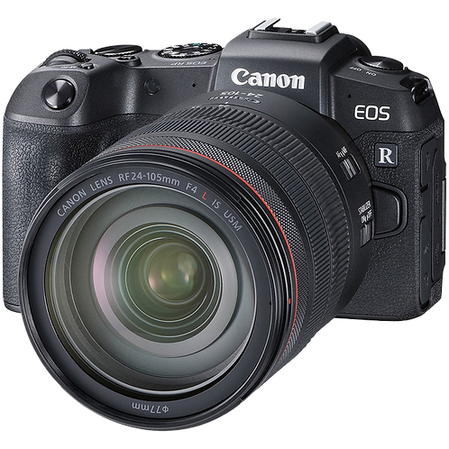 Canon EOS RP Full-Frame Mirrorless + RF 24-105mm f/4L IS USM Lens