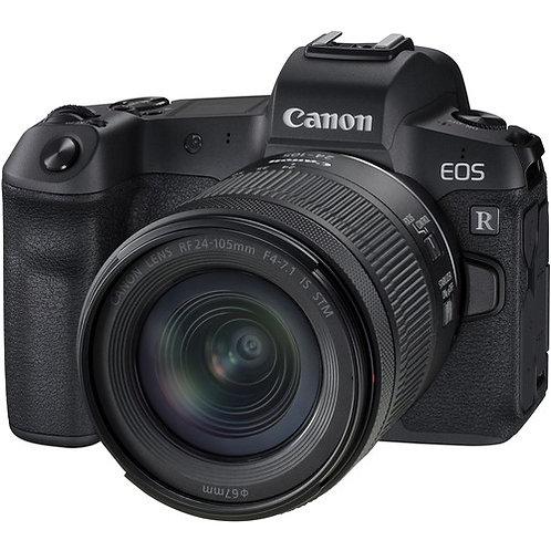 Canon EOS R Mirrorless Camera + 24-105mm f/4-7.1 Lens