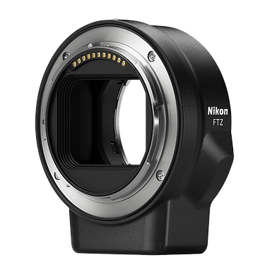 Nikon FTZ Lens Mount Adapter for Z-Series