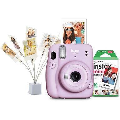 FUJIFILM INSTAX Mini 11 Instant Film Camera Bundle