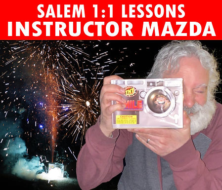 Salem 1:1   Lessons with Mazda (Tues/Thurs)
