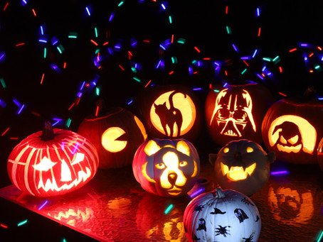How to get the BEST Jack O' Lantern Photos!