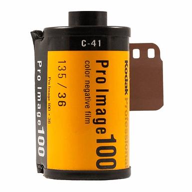 Kodak ProImage 100 (1 roll)