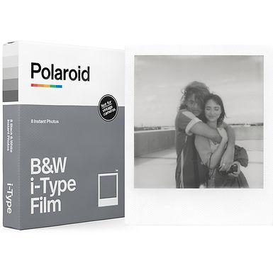 Polaroid B/W i-Type Instant Film (8 Exposures)
