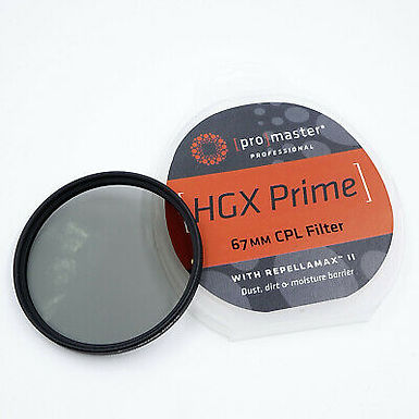 Promaster HGX CPL Filters (Choose Size)