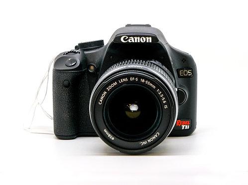 Canon EOS Rebel T1i w/ 18-55mm Kit Lens (PDX)
