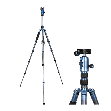 Promaster XC525 Tripod with Head (Blue)