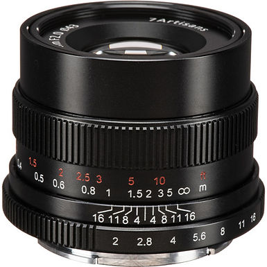 7artisans 35mm f/2 Lens for Sony E