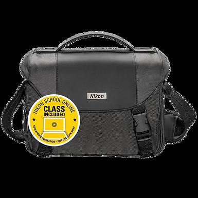Nikon DSLR Value Pack with Nikon School Online Course