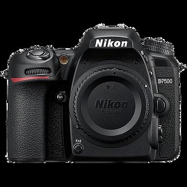 Nikon D7500 (Body Kit)