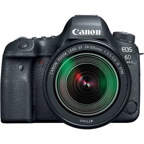 Canon EOS 6D Mark II EF 24-105mm IS STM