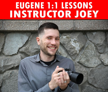 Eugene 1:1   Lessons with Joey (Sat/Sun)