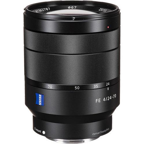 Sony FE 24-70mm Vario-Tessar f/4 ZA OSS Lens