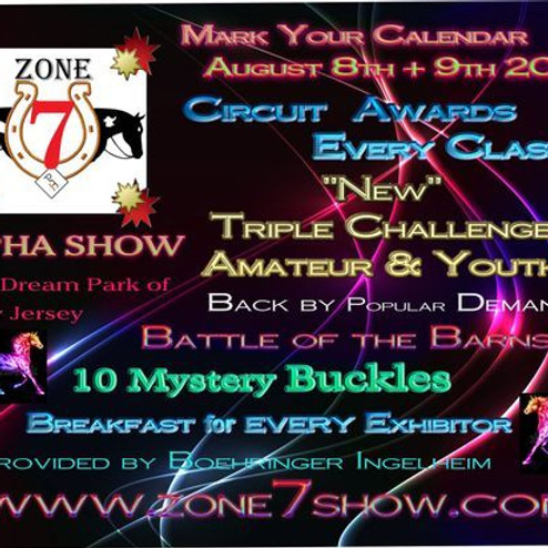 Zone 7 Northeast Connection Show