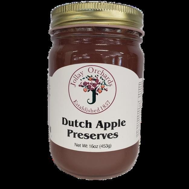 Dutch Apple Preserves