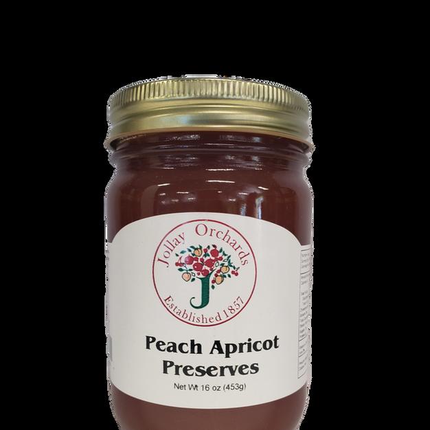 Peach Apricot Preserves