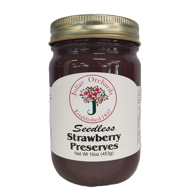 Strawberry Seedless Preserves