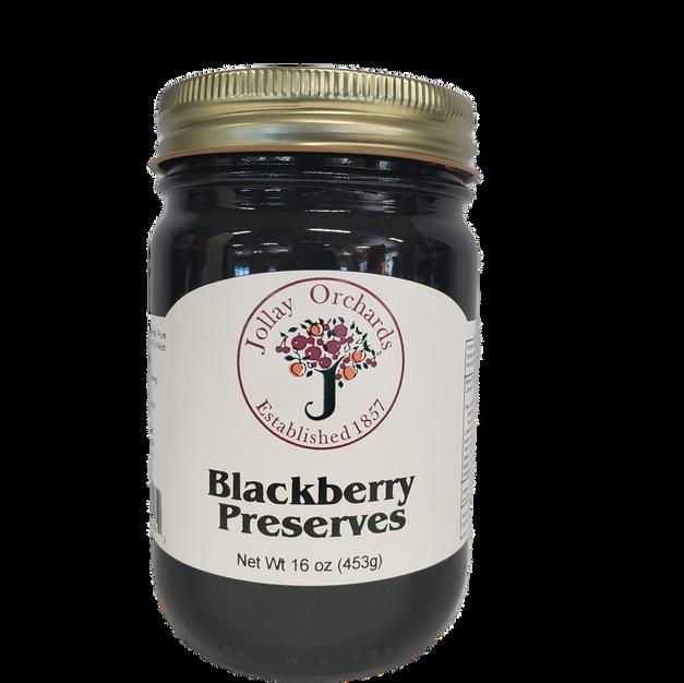 Blackberry Preserves