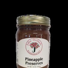 Pineapple Preserves