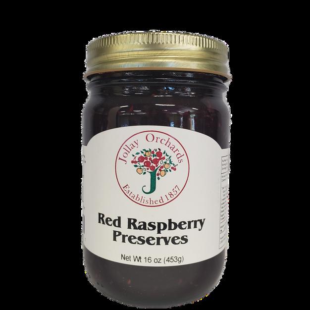 Red Raspberry Preserves