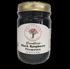 Black Raspberry Seedless Preserves