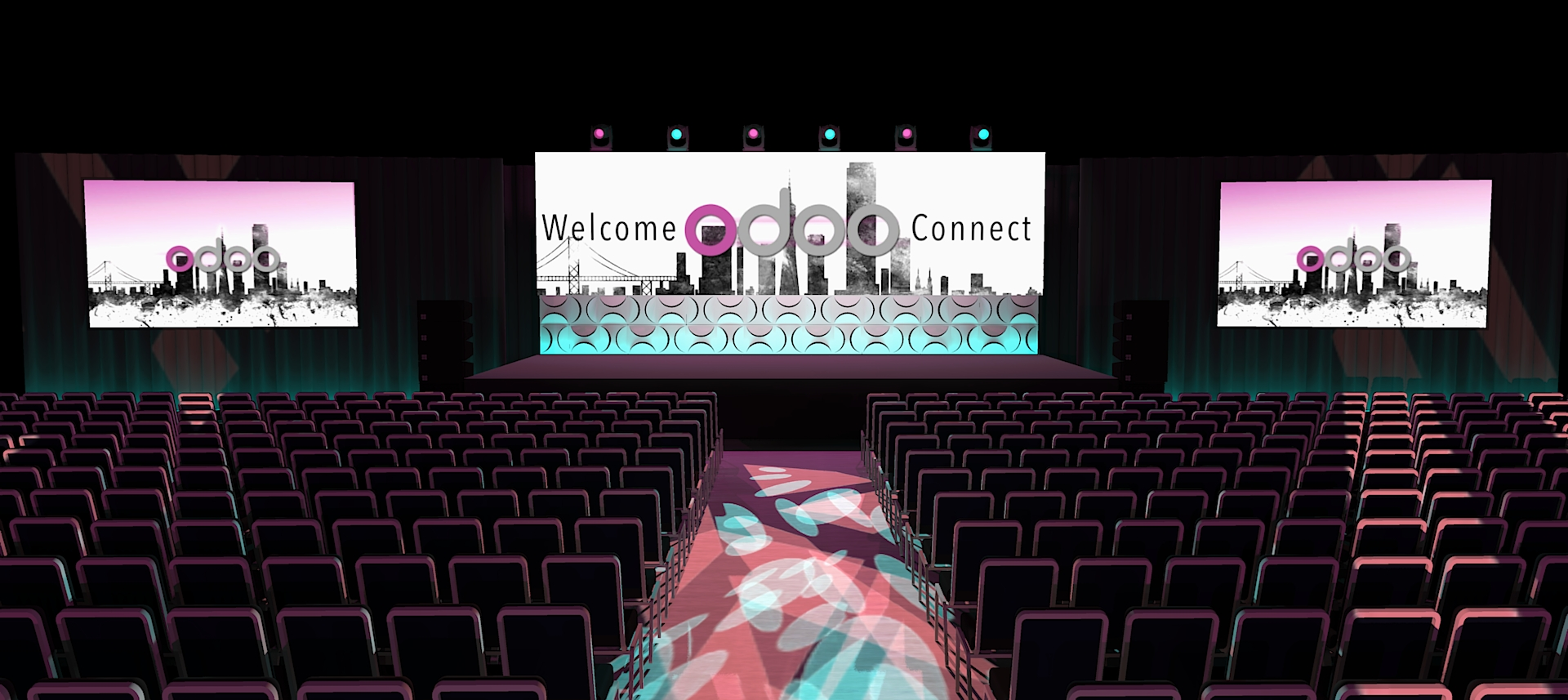 Odoo Stage Render
