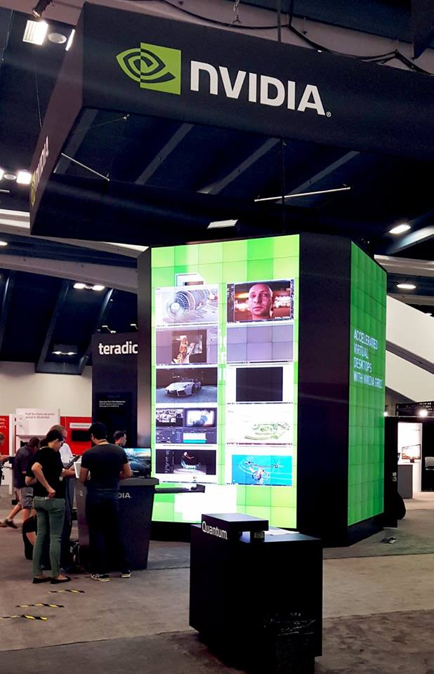Reaction Audio Visual | Nvidia