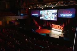 Ted Talk at Chapman University