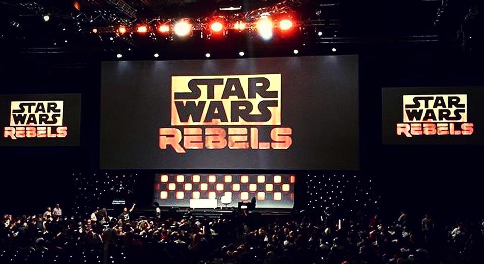 Star Wars Celebration London