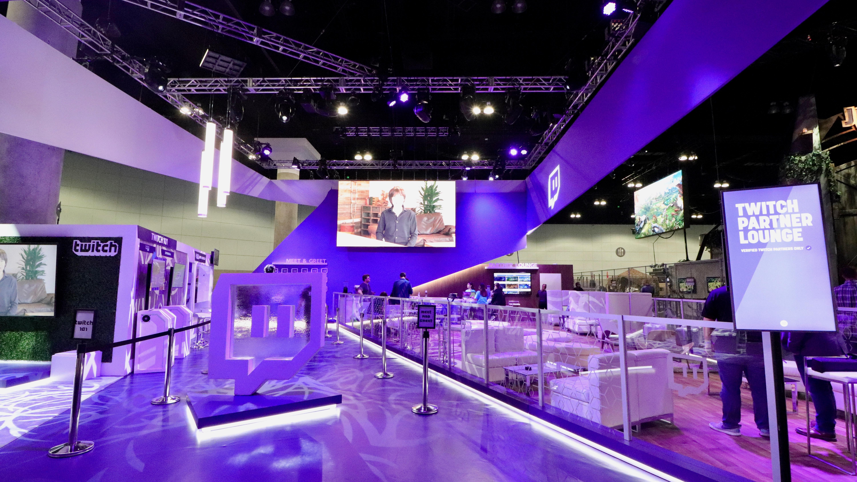 E3 - Twitch