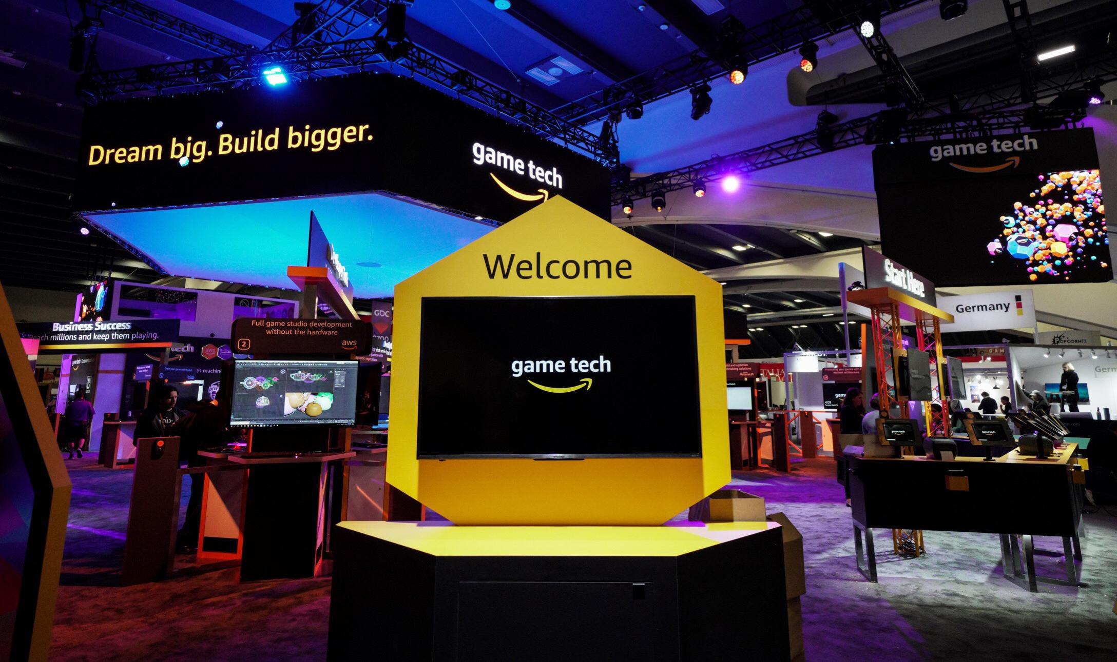Amazon Game Tech