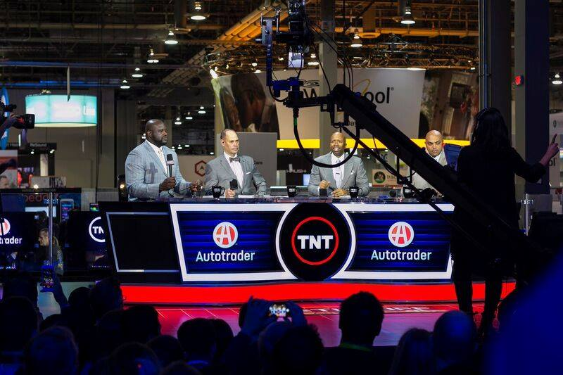 TNT's Turner Sports Broadcasting