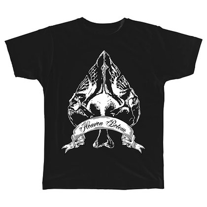 HB Spade Skull T Shirt