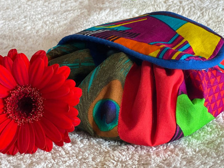 Why Make-up bags for SafeLives Charity?
